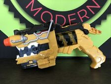 *2014*Power Rangers*Deluxe Dino Charge Morpher Gun*Bandai*Working & Tested*WOW!*