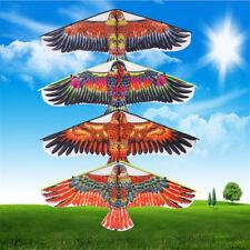 1m volant aigle plat oiseau cerf-volant et String Outdoor Windsock jouets