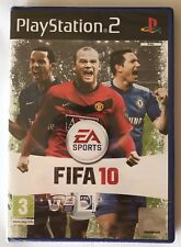 PS2 FIFA 10, UK Pal, Brand New & Factory Sealed