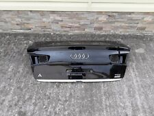 BOOT LID / TAIL GATE AUDI A6 C7 FACELIFT SALOON 2014-2018