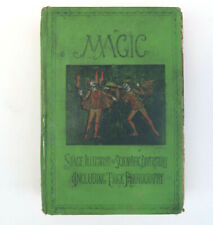 Magie Magic Hopkins 1898 Grande illusion Optiques Automates Photo & Kinetograph