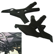 Left & Right Side Panel Frame Guards Cover For BMW F650GS-TWIN F700GS F800GS/ADV