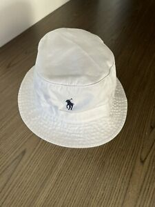 Ralph Lauren Bucket Hat Size Large XL 61 Cm