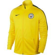 Nike Manchester City a secco Strike Track Top Cerniera Completa Giallo Taglia XL 829150 741