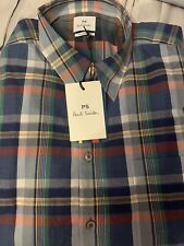 Paul Smith Check Shirt size L