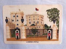 WINDSOR CASTLE Counted Cross Stitch Embroidery Kit - Abacus Designs