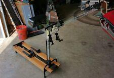 NordicTrack NORDIC TRACK EXCEL Ski Skier Machine Exerciser Cardio Builder,Folds