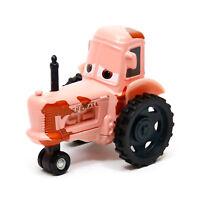 Mattel Disney Pixar Cars 3 Tractor 1:55 Metal Diecast Toy Car Loose New Gift