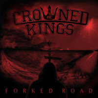 "Crowned Kings : Forked Road VINYL 12"" Album (2015) ***NEW*** Fast and FREE P & P"