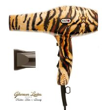 Professional Hair Dryer 2000w, Tiger Pattern, Haito Hair Tools  3m Cable.
