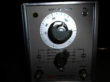 KROHN-HITE 3200-R VARIABLE FILTER WITH BOOK /DAMAGE KNOB  NEW OLD STOCK