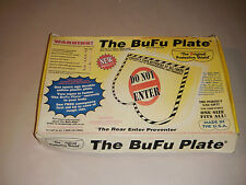 THE BUFU PLATE PROTECTIVE SHIELD GAG GIFT THE REAR ENTER PREVENTER SAVE YOUR ASS