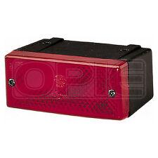 Rear Fog Light: Rear Fog Lamp | HELLA 2NE 006 609-007