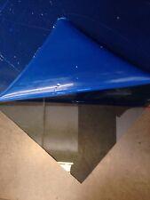 Polycarbonate Grey Tint Smoke Plastic Sheet 18 X 6 X 12