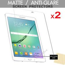 2x ANTIGLARE MATTE Screen Protector for Samsung Galaxy Tab S2 9.7 Inch T810 T815