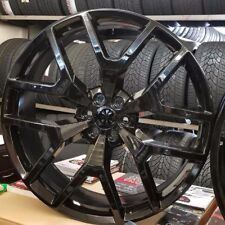 "26"" INCH GMC YUKON SIERRA LIKE RIMS WHEELS ONLY ASANTI FORGIATO DUB VELOCITY"