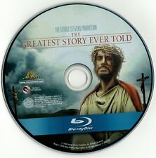 The Greatest Story Ever Told (Blu-ray disc) Max Von Sydow