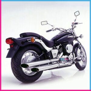 Échappement caferacer VT pour Yamaha FJ 1200 Chrome