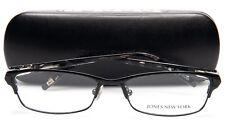 98d43c2076 NEW Jones NEW YORK J463 BLACK EYEGLASSES GLASSES WOMEN s FRAME 53-16-135  B29mm