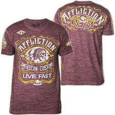 Affliction AC Moonshine T-Shirt SIZE XL. NEW WITH TAGE FREE SHIPPING