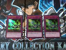 3x Virus Cannon 1st Edition Ultra Rare LCKC-EN056 Yu-Gi-Oh!
