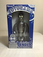 Futurama Bright 'N' Shiny Bender Wind-Up Robot Action Toy
