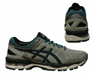 Asics Gel-Kayano 22 Lace Up Low Top Mens Trainers Running Casual T547N 9661 B65A