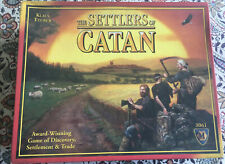 The Settlers of Catan Board Game. Mayfair Games. 2012. Complete. Excellent Cond!