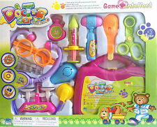 DOCTOR RN PLAYSET Child Boy Girl 3+ Gift Medical Fun Play Game KIDS TOYS Pet VET
