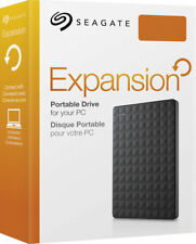 Seagate 1TB Expansion External USB 3.0 Portable Hard Drive (STEA1000400)™