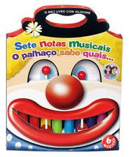 Thirsty Notes musicais-or these Primeiro livro Com Xilofone. exceeds urgent (España)