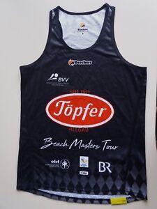 BVV Beach Masters Frauen Beachvolleyball Player Shirt/Top (M) 2018
