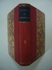 EDWARD MORGAN FORSTER HOWARDS END 1910 EO 1ST ED EDWARD ARNOLD RELIE TBE