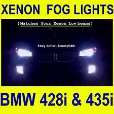 Xenon *FOGLIGHTS* for 2014 BMW 428i & 435i Coupe (F32)xDrive 428/435 - Jimmy540i