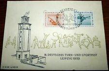III. Deutsches Turn- und Sportfest Leipzig C1 1959 DDR (24