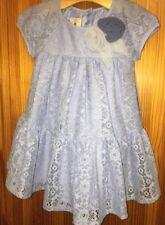 Marmellata Niños Niñas Vestido Nuevo Etiquetas Macys la edad de 2 años de manga corta azul