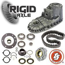 Dodge NP273 Transfer Case Rebuild Kit w/ Front Half Bearings Seals Chain Pump