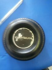 "70S DATSUN 240Z HORN BUTTON  COVER ""Z"" INTERIOR TRIM NICE OEM PARTS"