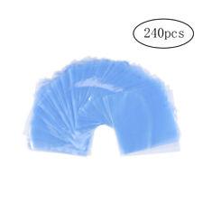 Heat Shrink Wrap Bag 240Pcs for Soap Bath Bomb DIY Packing Film Craft Seal Bag