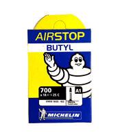 Michelin Airstop A1 Road Inner Tube 700c x 18-25 Presta - 52mm