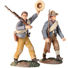 BRITAINS CIVIL WAR CONFEDERATE 31240 INFANTRY MARCHING SET MIB
