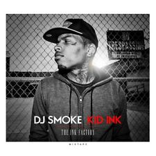 KID INK/DJ SMOKE - THE INK FACTORY MIXTAPE   CD NEU