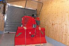 Forstseilwinde EH  8 to.mit Kippschalter Funksteuerung  Forstwinde Rückewinde