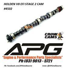 CROW CAMS MEDIUM PERFORMANCE CAM - HOLDEN V8 EFI 5.0L 304 355 VN VP VR VS #4502