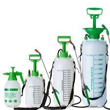 More details for pressure sprayer 2 5 8 10 litre manual bottle knapsack weed killer garden ltr uk