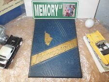ORIGINAL 1944 NEWCOMERSTOWN HIGH SCHOOL YEARBOOK/ANNUAL/NEWCOMERSTOWN, OHIO