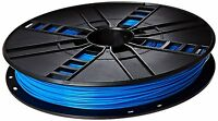 GENUINE MakerBot PLA Filament, 1.75 mm Diameter, Large Spool, Blue