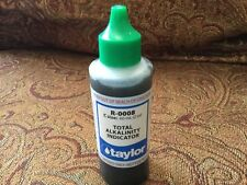 Taylor Total Alkalinity Reagent R-0008 -2 oz.