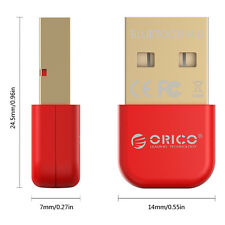 USB Wireless Bluetooth 4.0 Adapter Dongle Receiver for Laptop PC Windows GOOD