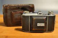 1936 Kodak Retina Nr. 126, Ektar 50mm f/3.5 Lens, Compur-Rapid Shutter, Case